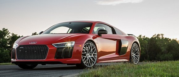 Audi R8 rental miami