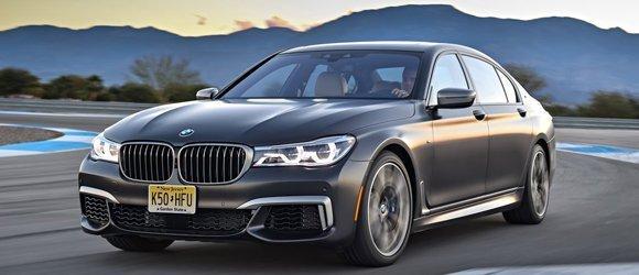 BMW 750LI rental miami