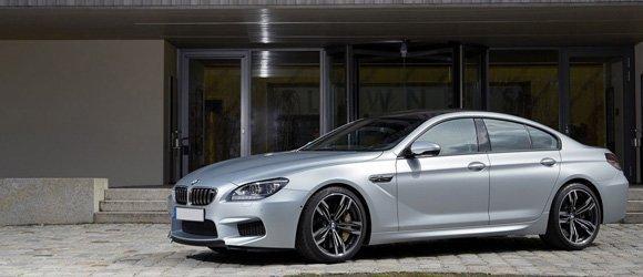BMW M6 rental miami