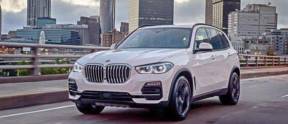 BMW X5 rental miami