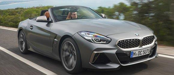 BMW Z4 rental miami