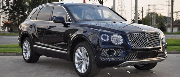 Bentley GTC rental miami