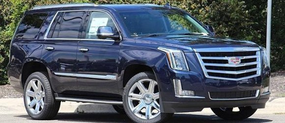 Cadillac Escalade Signature