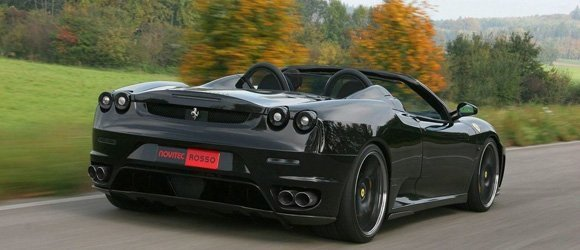 Ferrari F430 Spider rental miami