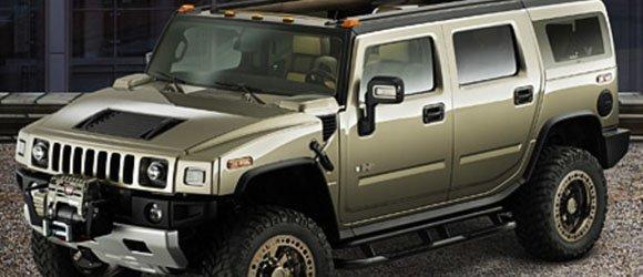 Hummer H2 rental miami