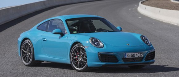Porsche 911 Carrera rental miami