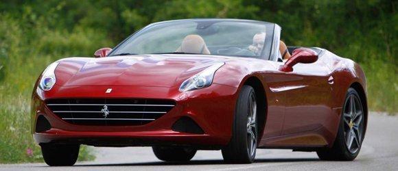 Ferrari California rental miami