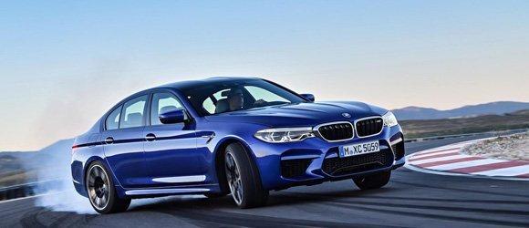BMW M5 rental miami