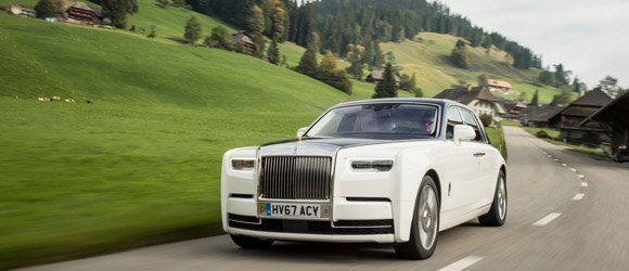 Rolls Royce Phantom Ghost rental miami