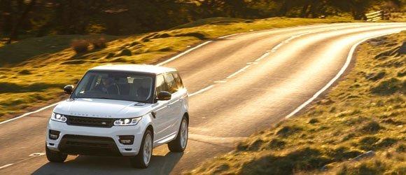 Range Rover rental miami