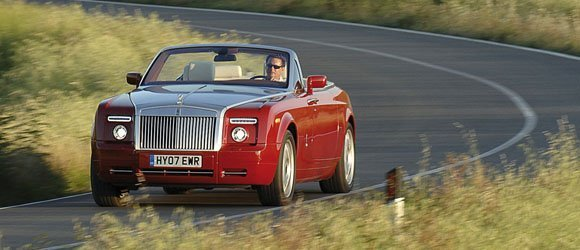 Rolls Royce Phantom Drophead