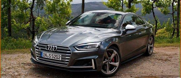 Audi A5 rental miami