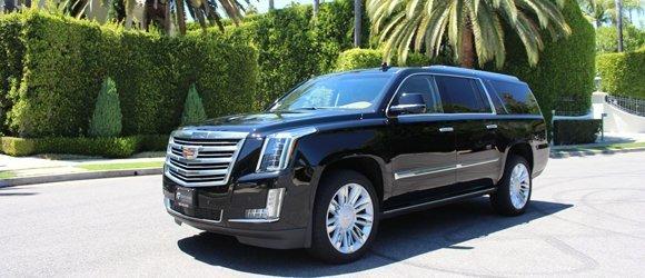 Cadillac Escalade ESV Platinum rental miami