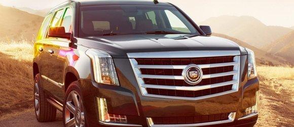 Cadillac Escalade Signature Edition rental miami