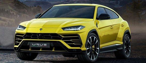 Lamborghini Urus rental miami