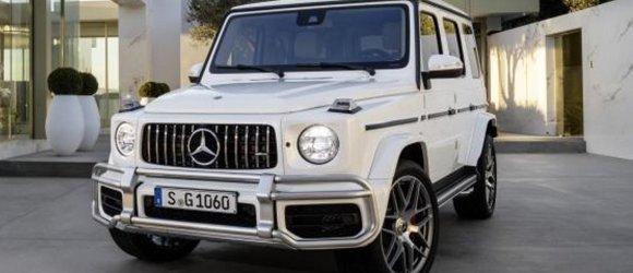 Mercedes Benz G63 AMG rental miami