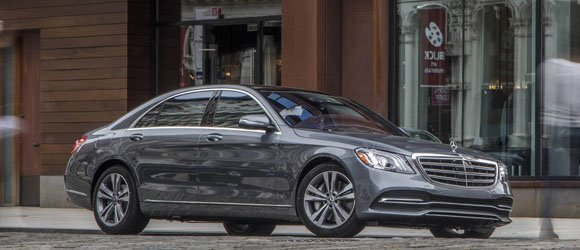 Mercedes Benz S450 rental miami